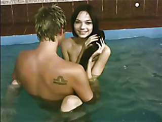 We do not have to expect at all to get a good look at Karina's firm little titties coz her and this favourable guy are in the spa completely bare. The action moves to the bedroom where that babe sucks dong like the consummate legal age teenager date that babe is in advance of giving up that very constricted, hawt and wet cum-hole to the thrusts of his rigid meat. This Chab copulates her unfathomable and hard previous to blows his wad of cum.